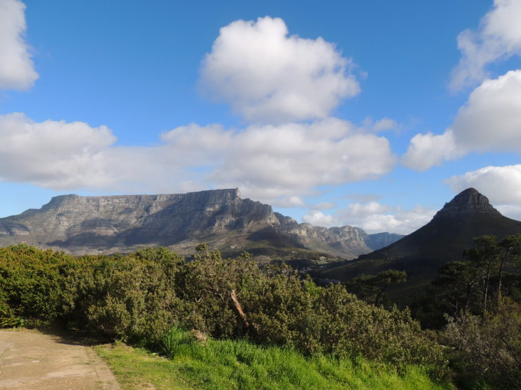 Table Mountin & Lion's Head
